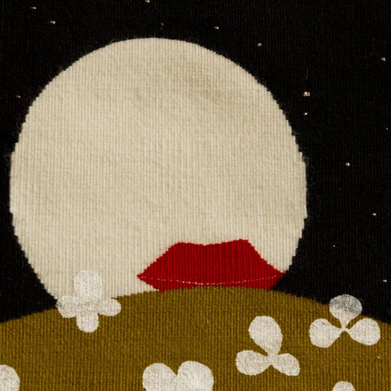 Tapisserie La Lune